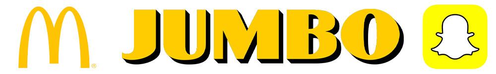 Gele logo's - McDonald's - Jumbo - Snapchat